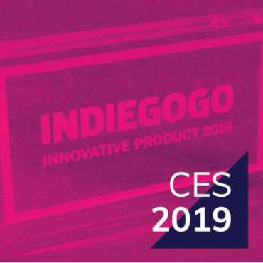 INDIEGOGO Innovative Product 2019